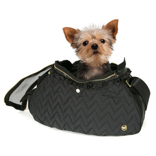 Dogs of Glamour Fab Messenger Bag