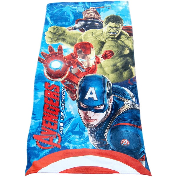 Avengers: Age of Ultron Cotton Beach Towel