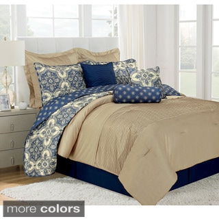 Patina 10-piece Comforter Set