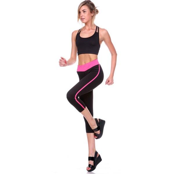 Stanzino Women's 2-piece Yoga Stretchy Activewear Set