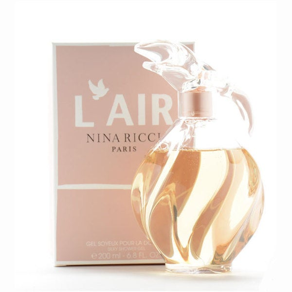 Nina Ricci L'air Women's 6.8-ounce Silky Shower Gel