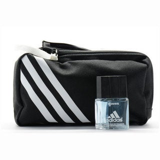 Adidas Moves 0.5-ounce Eau de Toilette Spray and Toiletry Bag