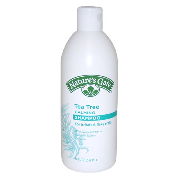 Nature's Gate Tea Tree 18-ounce Calming Shampoo