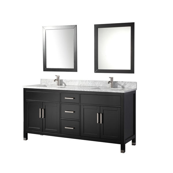 mtd vanities ricca 84 inch double sink bathroom vanity set 17453373