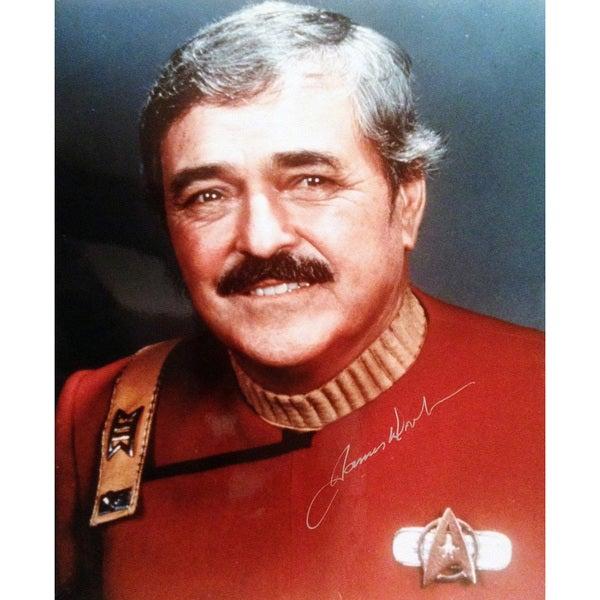 Star Trek's Mr. Scotty - Autographed by James Doohan