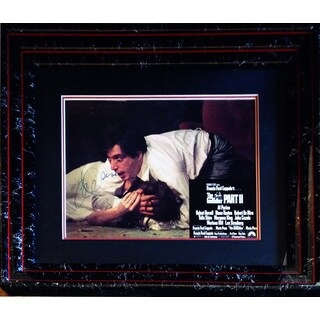 The Godfather Part II - Autographed by Al Pacino