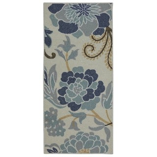 Mohawk Home New Wave Power Flower Printed Rug (1'8 x 3'9)