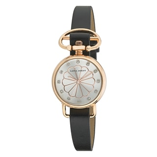 Laura Ashley Women's Heirloom Japanese Quartz Watch