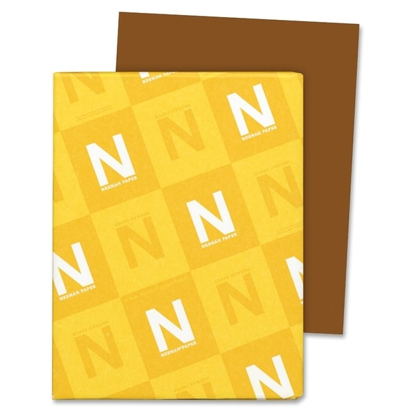 Astrobrights 65lb. Printable Brown Cardstock - 1 Pack