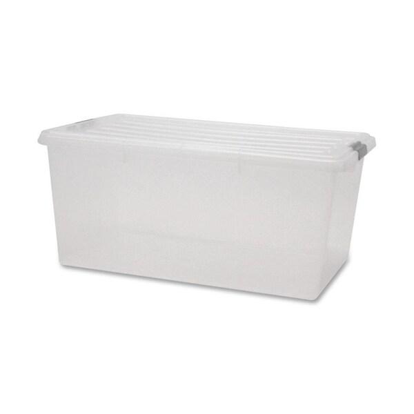 Iris Storage Box with Lid - 5/CT