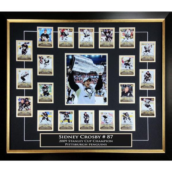Sidney Crosby Rookie Card Set 15805705