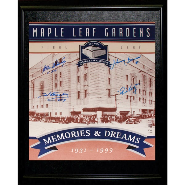 TML Gardens Ticket - Stanley, Kennedy, Bower and Kelly - 16x20 Picture 15805712