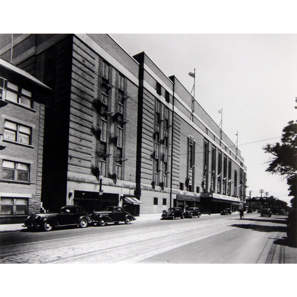 Toronto Maple Leafs Gardens - Classic Photo 15805887