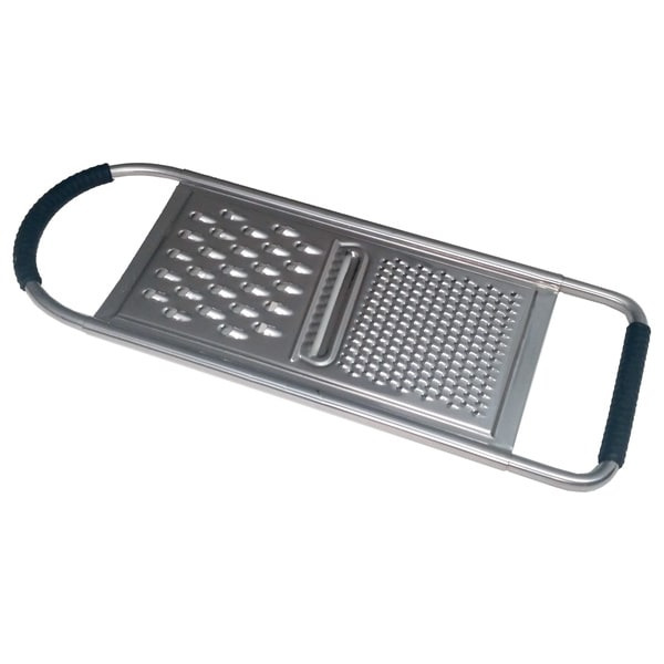 Miu France Stainless Steel Flat Grater