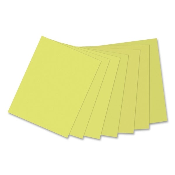 Pacon Kaleidoscope 24lb. Multi-Purpose Yellow Paper - 1 Ream