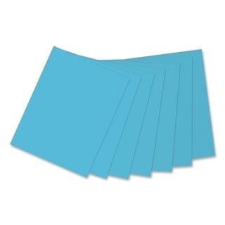 Pacon Kaleidoscope 24lb. Multi-Purpose Medium Blue Paper - 1 Ream