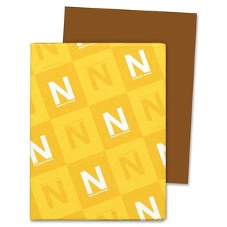 Astrobrights 24lb. Brown Colored Paper - 1 Ream