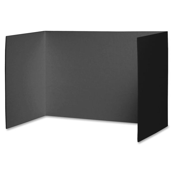 Pacon Black Privacy Boards - Pack of 4