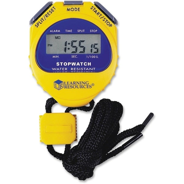 Learning Resources Big-Digit Stopwatch - 100/EA