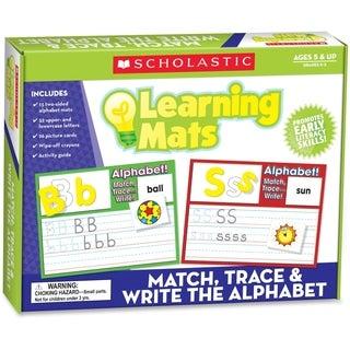 Scholastic Kid Learning Mat - 1/EA