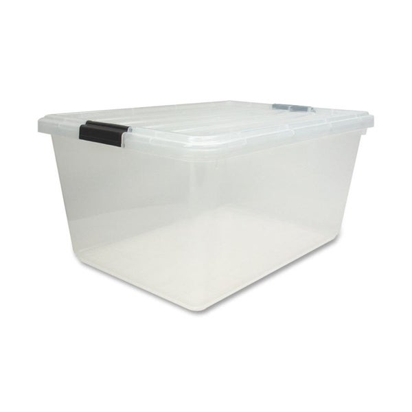 Iris Storage Box with Lid - 6/CT