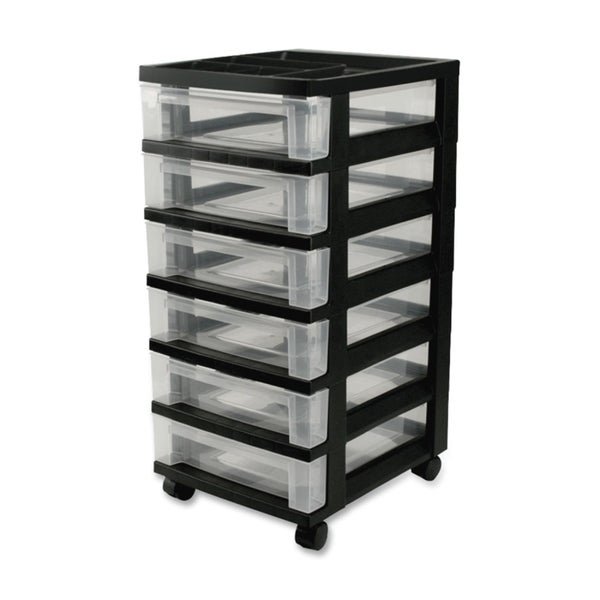 Iris Mini Storage Cart - 1/EA