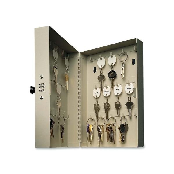 MMF Hook Style 28 Key Cabinet - 1/EA