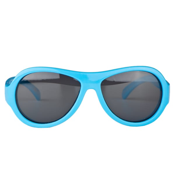 Crummy Bunny Polarized Blue Stripes Babiators Sunglasses