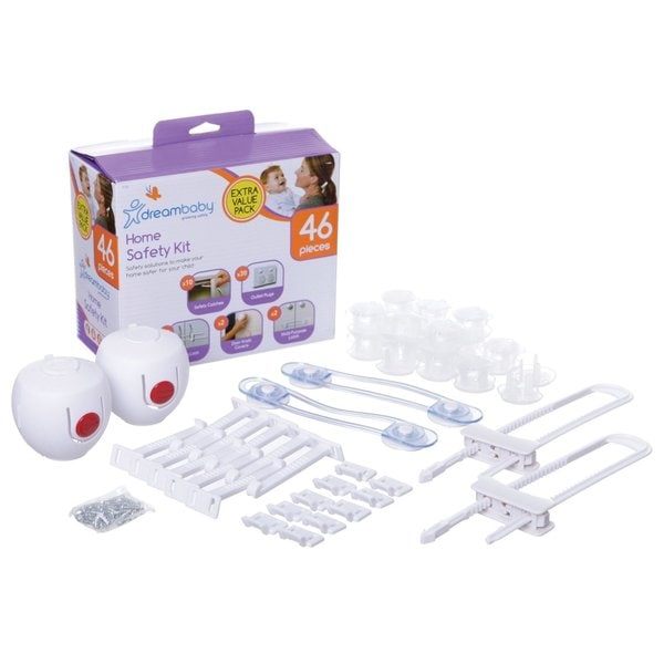 Dreambaby Home Safety 46-piece Value Pack