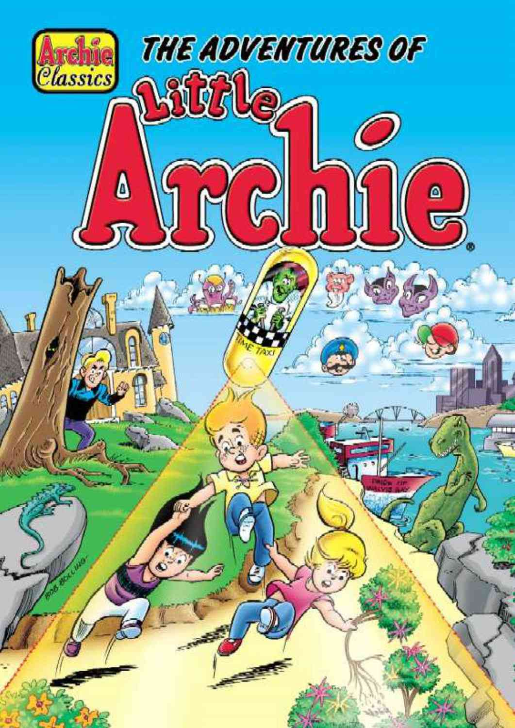 Adventures Of Little Archie (Paperback)