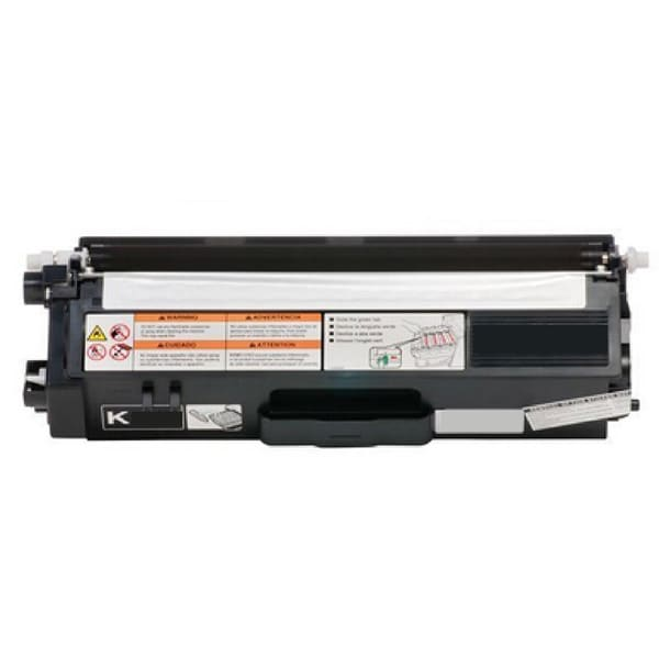 Replacing Brother TN-310BK Black Toner Cartridge