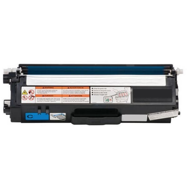 Replacing Brother TN-310C Cyan Toner Cartridge