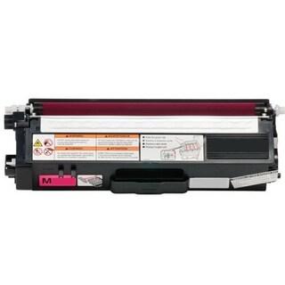 Replacing Brother TN336 TN-336M Magenta Toner Cartridge