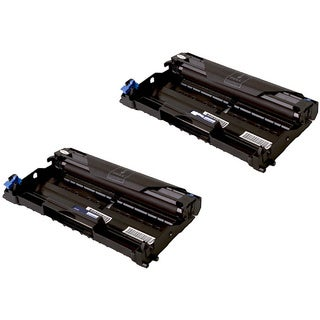 2-pack Replacing Brother DR350 Drum Unit Cartridge