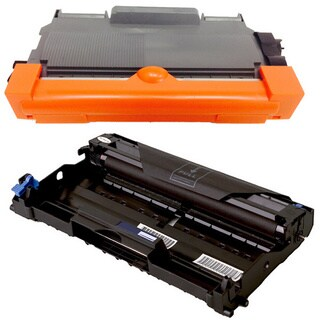 2-pack Replacing Brother 1 by TN-450 Toner Cartridge Plus 1 by DR-420 Drum Unit