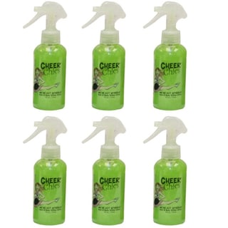 Cheer Chics We've Got Sparkle Hair and Body Glitter Lime Green (Pack of 6)