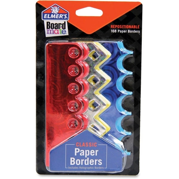 Elmer's Project Popperz Repositionable Borders - 18/PK
