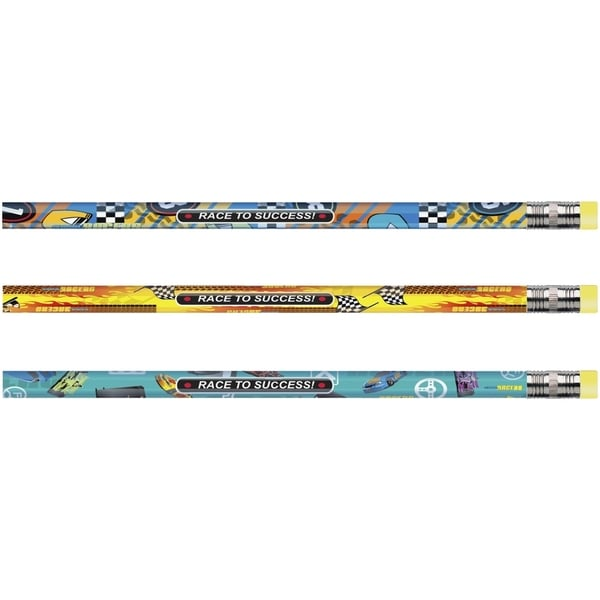 Moon Products Race To Success No. 2 Pencil - 12/DZ