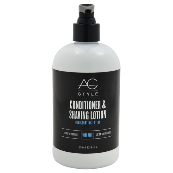 AG Hair 12-ounce Conditioner & Shave Lotion