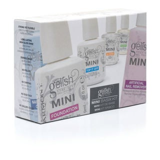 Gelish Color Gels Mini Basix Kit
