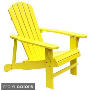 Wooden Adirondack Chair