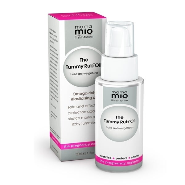 Mama Mio SPA Tummy Rub Oil