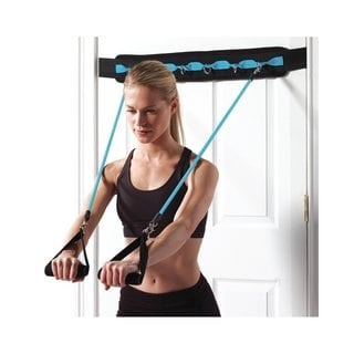 Women's Blue Health Toning Station