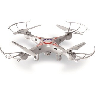 2.4G 4-CH RC Quadcopter with 2.0MP Camera and Headless Mode
