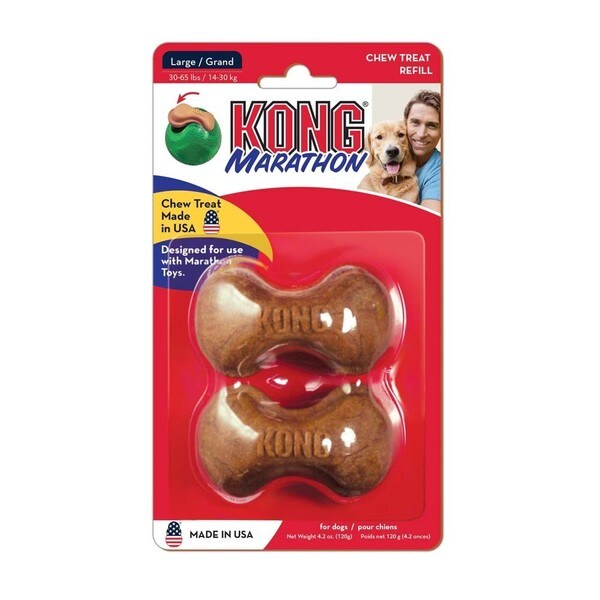 KONG Marathon Replacement Dog Chews