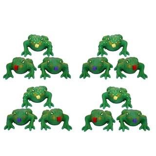 Multipet Frogkens Latex Squeaker Frog