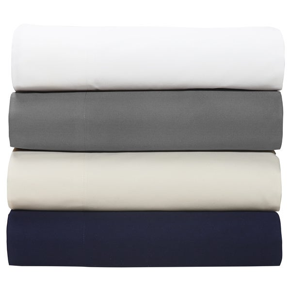 Amaze by Welspun Peached Percale Sheet Set TC 310