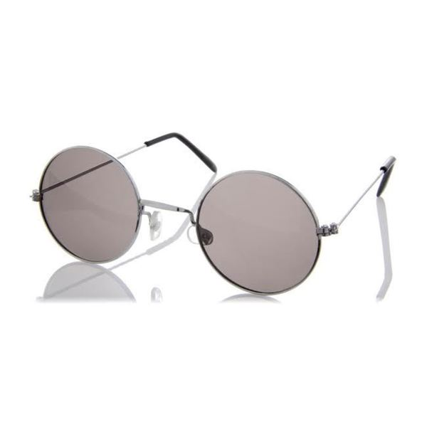 Crummy Bunny Lila's Black UV Protection Sunglasses