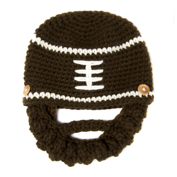 Crummy Bunny Boys' Football Beanie