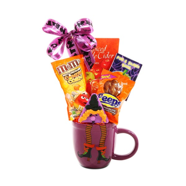 Ghoulish Goodies Gift Basket